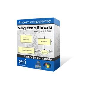 Magiczne Bloczki - 10 stanowisk dla szkoły
