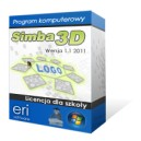 Simba 3D LOGO - 10 stanowisk