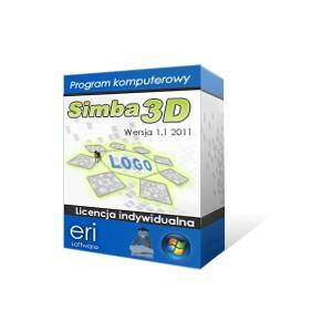 Simba 3D LOGO dla Ucznia